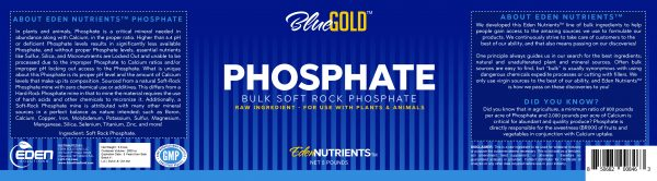 ★ SOFT ROCK PHOSPHATE GARDEN LAWN SOIL ADDITIVE, AMENDMENT, CONDITIONER, NUTRIENT: The most exceptional energy catalyst you can provide plants is a 1:2.7 ratio of Phosphate:Calcium. Calcium is King of Minerals & Phosphate is King of Production + Fruiting Flowering cycles. Proper levels of these in plant sap/soil reduces disease/pest. Be good stewards of the soil and put back every Spring and Fall what the plant takes out or your soil health will decline, and disease/pest worsen year after year. ★ CALCIUM ENRICHED PHOSPHATE AS BONE MEAL ALTERNATIVE FOR VEGETARIAN VEGAN GARDEN: Soft Rock Phosphate is a non-animal by-product alternative to Blood Meal, Bone Meal and Fish Emulsion for Vegan Gardening and/or Vegetarian Garden. Use in Place of Bone Meal Fertilizer, Bone Meal for Plants, Bone Meal for Gardening, Bone Meal for Roses, Bone Meal Powder for Plants, Bone Meal Compost, Calcium Bone Meal, etc.★ PHOSPHATE POWDER AS GARDEN LIMESTONE ALTERNATIVE: Acidic and Calcium Deficient Soils will Benefit from our Soft Rock Phosphate and may Lessen or Eliminate the Need for: Limestone Powder, Limestone for Garden, Limestone for Soil, Limestone for Lawn, Limestone for Plants, etc. Our Soft Rock Phosphate is a Raw Mined Calcium Enriched Phosphate High in Both Calcium and Phos in a Soft Rock Form for Quick Uptake! ★ LIVESTOCK ANIMAL FEED SUPPLEMENTS: Calcium and Phosphate are the 2 most abundant minerals in the body. The importance of these balanced minerals in ruminant animals (cattle, sheep, goats), are vital for ranchers, farmers, livestock owners. Ruminant feed is a poor source of Phosphorus leading to deficiency, which can lead to many problems including reduced growth and feed efficiency, decreased appetite, reduced reproduction efficiency, decreased milk production, weak fragile bones (rickets). ★ INCREASE ROOT SYSTEM OF ROSES, TREES, LAWN SYSTEMS like Soft Rock Phosphate. It helps them develop strong root systems and helps to produce more buds on roses. Can Also Be Used as 