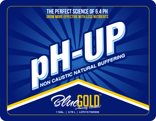 Blue Gold Garden's hydroponic nutrients specifically formulated for hydroponic weed, hydroponic lettuce, indoor hydroponic gardening, indoor hydroponic garden, hydroponics marijuana, hydroponics vegetables, indoor hydroponic herb garden, hydroponics soil, hydroponics for weed, hydroponics orchids, hydroponics organic, general hydroponics kale, hydroponics bloom, hydroponic weed grow, home hydroponic garden, indoor hydroponic wall garden, orchid hydroponics, hydroponics for cannabis, indoor hydroponic plants MORE. Our general hydroponics nutrients and hydroponics pH adjusting solution promote works in ALL hydroponics systems (including indoor hydroponic, ebb and flow hydroponic system, hydroponic reservoir, water chiller hydroponic, hydroponics tank, indoor hydroponic grow system, hydroponics reservoir, hydroponics indoor garden, hydroponics with fish, hydroponics aquarium, hydroponics indoor, hydroponics ebb and flow, hydroponics ebb and flow system, hydroponics vertical, hydroponics with fish tank, hydroponics ventilation, hydroponics ventilations system, hydroponics kitchen, indoor hydroponic grow MORE and with hydroponics fertilizer, organic hydroponic nutrients, hydroponics nutrients for cannabis, hydroponic lettuce nutrients, hydroponic nutrients for cannabis, hydroponics nutrients kit, hydroponics organic fertilizer, hydroponics vegetables nutrients, hydroponics organic nutrients, hydroponic weed nutrients, hydroponic nutrients for vegetables, organic hydroponic nutrients for vegetables, hydroponic nutrients for lettuce, hydroponic lettuce fertilizer, hydroponic nutrients for marijuana, hydroponic nutrients for tomatoes, hydroponic nutrients organic, hydroponic nutrients for strawberries MORE). pH Up hydroponics nutrient solution is a great addition to your hydroponics supplies, hydroponic garden supplies, hydroponic gardening supplies. All guarantee claims must be discussed over the phone with us prior to return. hydroponics, indoor hydroponic system, hydropo